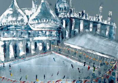 Val Fawbert - The Skaters