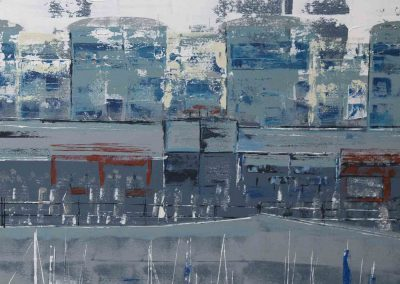 Val Fawbert - The Water Front - Brighton Marina