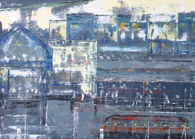Val Fawbert - West Quay